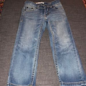 Levi's toddler boys jeans in excellent condition